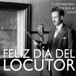 3 de julio Dia del Locutor Argentino