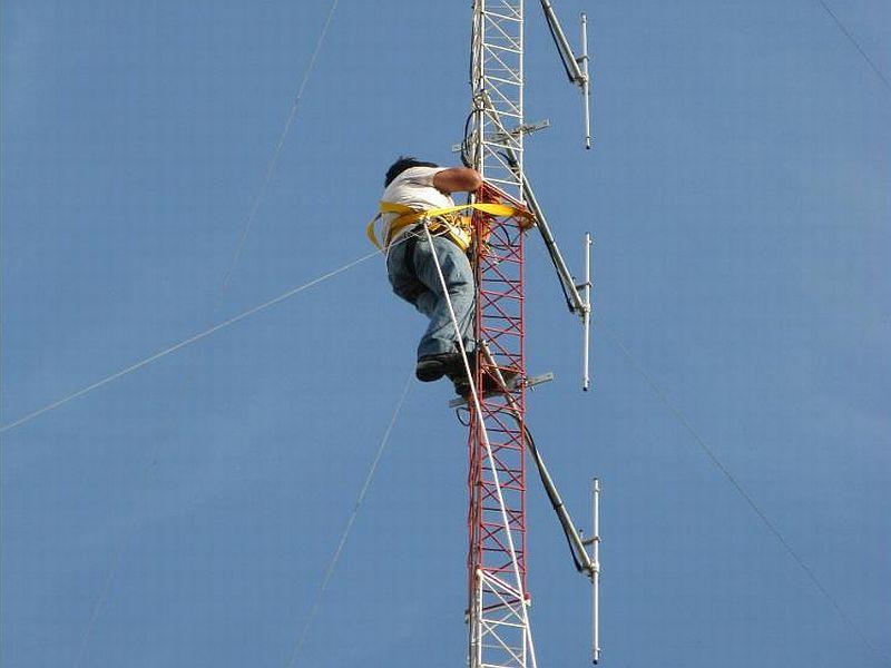 Las Antenas de FM son un peligro