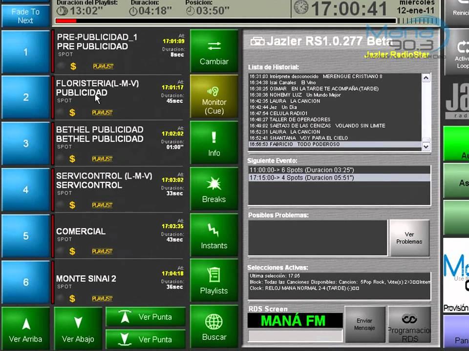 Software para Radio